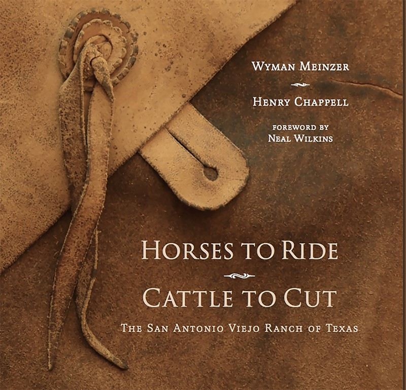 Horses to Ride, Cattle to Cut - Cover